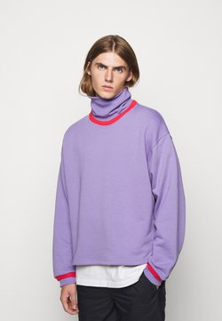 Martin Asbjørn - NATHAN TURTLENECK - Sweatshirt - purple haze