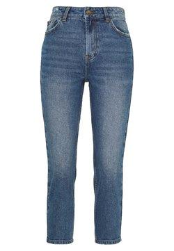 ONLY Petite - ONLEMILY  - Straight leg jeans - medium-blue denim