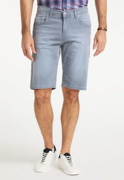 Pioneer Authentic Jeans - Jeansshort - stone used