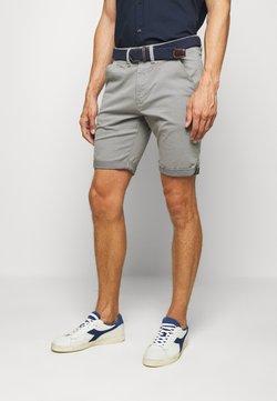 INDICODE JEANS - DIGNUM - Shorts - light grey