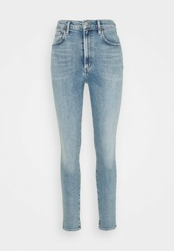 Agolde - PINCH WAIST IN DEBUT - Jeans Skinny Fit - light indigo