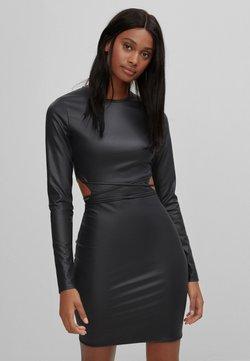 Bershka - Cocktailkleid/festliches Kleid - black