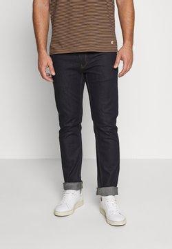 Burton Menswear London - RAW ORGANIC ECO DESIGN - Straight leg jeans - navy