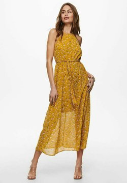 ONLY - Maxikleid - tawny olive