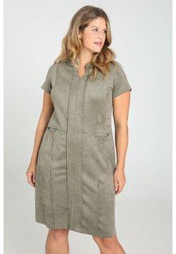 Paprika - EINFARBIGES - Korte jurk - khaki