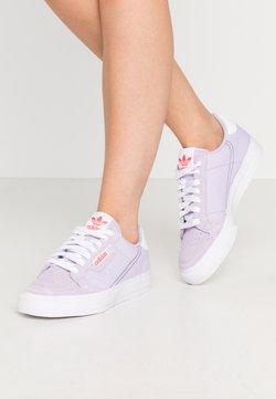 adidas Originals - CONTINENTAL VULC - Sneaker low - lilac
