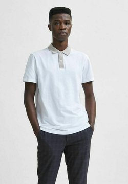 Selected Homme - Piké - bright white