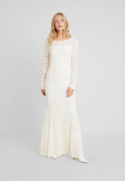 Rosemunde - DRESS LS - Robe de cocktail - ivory