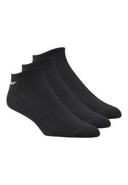 Reebok - ONE SERIES TRAINING SOCKS 3 PAIRS - Sportsocken - black