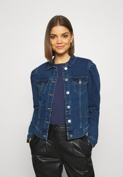 ONLY - ONLALLY  - Veste en jean - dark-blue denim