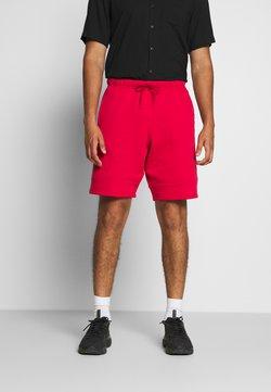 Jordan - JUMPMAN AIR  - Spodnie treningowe - gym red/black