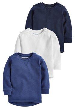 Next - 3 PACK - Camiseta de manga larga - blue