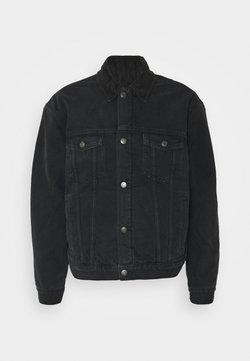 Tommy Hilfiger - Veste en jean - black denim