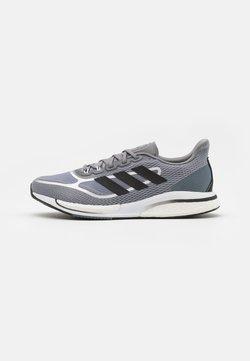 adidas Performance - SUPERNOVA  - Zapatillas de running neutras - grey three/core black/blue oxid