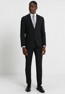 Tommy Hilfiger Tailored - SLIM FIT SUIT - Completo - black