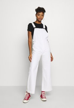 Rolla's - OLD MATE OVERALL - Salopette - vintage white
