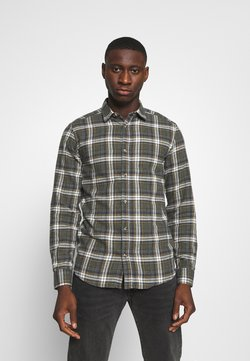 Only & Sons - ONSBOBBY WASHED CHECK - Hemd - deep depths