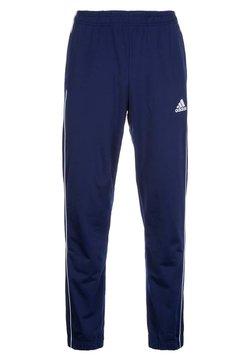 adidas Performance - CORE HERREN - Jogginghose - dark blue