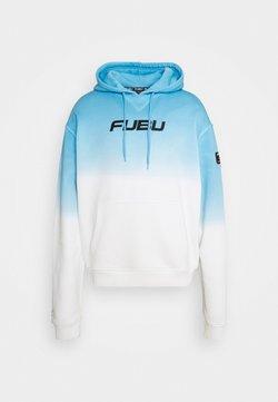 FUBU - CORPORATE HOODED  - Sweatshirt - lightblue