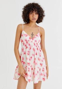 PULL&BEAR - Korte jurk - pink