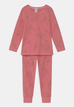 Sanetta - Pyjama - rose cream