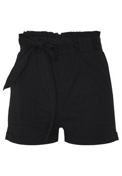 ONLY - ONLSMILLA BELT - Shorts - black