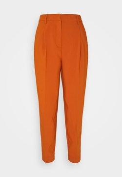 Bruuns Bazaar - CINDY DAGNY PANT - Stoffhose - deep amber