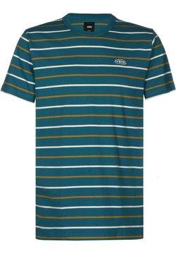 Vans - T-Shirt print - moroccan blue