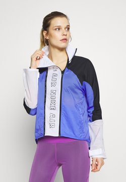 Nike Performance - AIR - Laufjacke - sapphire/black/white