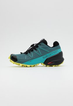 Salomon - SPEEDCROSS 5 - Zapatillas de trail running - north atlantic/black/charlock