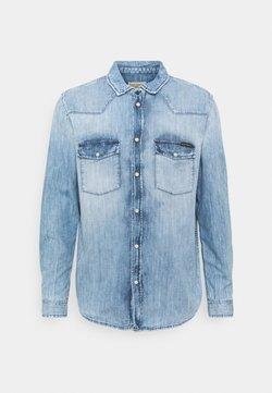 Nudie Jeans - GEORGE - Camisa - glowing indigo