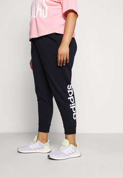 adidas Performance - PANT - Spodnie treningowe - legend ink/white