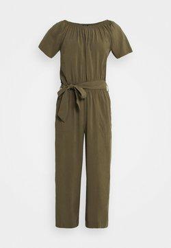 More & More - TROUSER - Jumpsuit - new khaki
