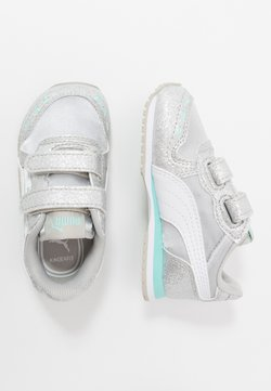 Puma - CABANA RACER GLITZ  - Sneakers laag - gray violet/white