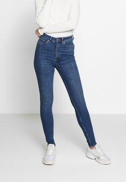 Monki - OKI NEW - Jeans Skinny - blue medium dusty