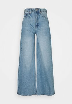 Dr.Denim - AIKO LONG - Flared Jeans - blue jay