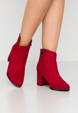 Marco Tozzi - BOOTS - Classic ankle boots - red