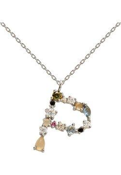 PDPAOLA - LETTER NECKLACE - Halskette - multi-coloured