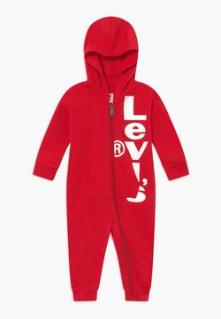 Levi's® - PLAY ALL DAY COVERALL - Combinaison - super red
