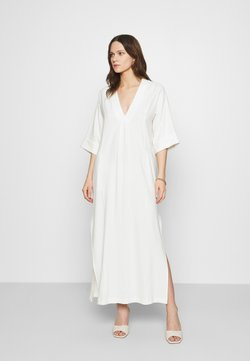 Notes du Nord - TEMPLE DRESS - Maxi dress - cream