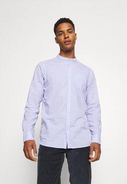Scotch & Soda - LIGHTWEIGHT STRIPED SHIRT - Camicia - purple/white