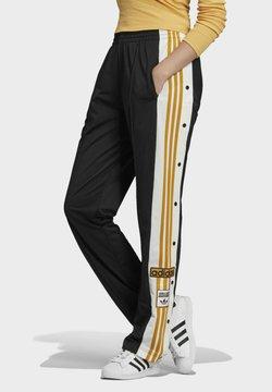 adidas Originals - GIRLS ARE AWESOME ADIBREAK - Spodnie materiałowe - black