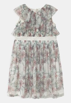 Anaya with love - RUFFLE FRONT PRINTED - Cocktailkleid/festliches Kleid - multi-coloured