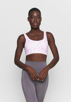 Cotton On Body - CUTOUT BACK  - Brassières de sport à maintien léger - brushed bouquet blossom