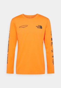 The North Face - HIMALAYAN BOTTLE SOURCE - Maglietta a manica lunga - orange