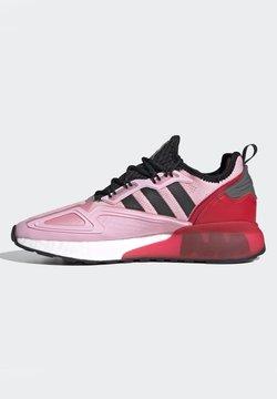 adidas Originals - NINJA ZX 2K BOOST SHOES - Sneakersy niskie - pink