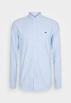 The GoodPeople - ESSENTIAL OXFORD PATCH - Overhemd - light blue