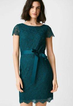 C&A - Cocktailkleid/festliches Kleid - teal