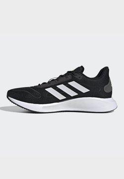 adidas Performance - GALAXAR RUN SHOES - Zapatillas de trail running - black