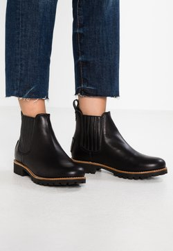 Panama Jack - IGLOO TRAVELLING - Bottines - black